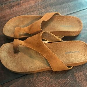 Hush Puppies Toe Sandals